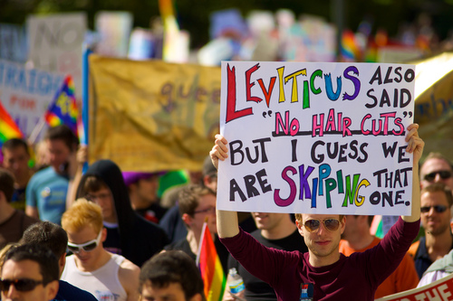 leviticus sign