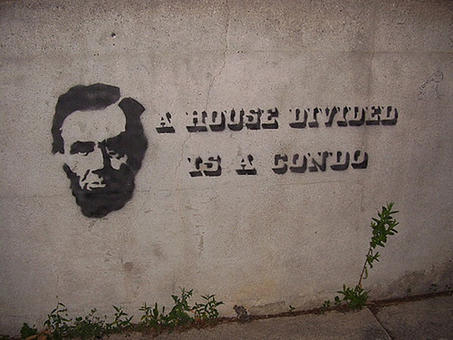 house divided lincoln
