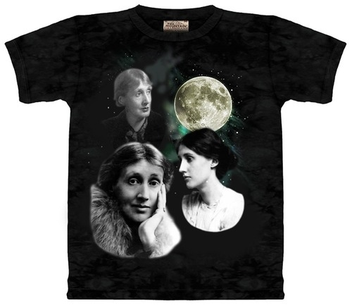 three woolf tshirt